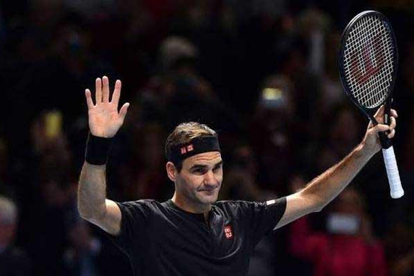 Federer ousts Djokovic to reach semis at ATP Finals - Tennis News in Hindi