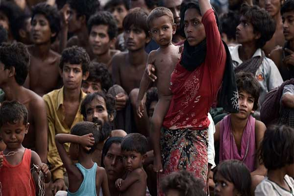 More than 1 million Rohingya registered in Bangladesh - World News in Hindi