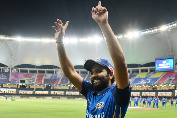 MI show against DC their best so far, says captain Rohit - Cricket News in Hindi
