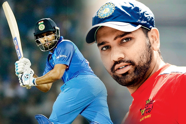 You do not need big muscles to hit maximums: Rohit - Cricket News in Hindi