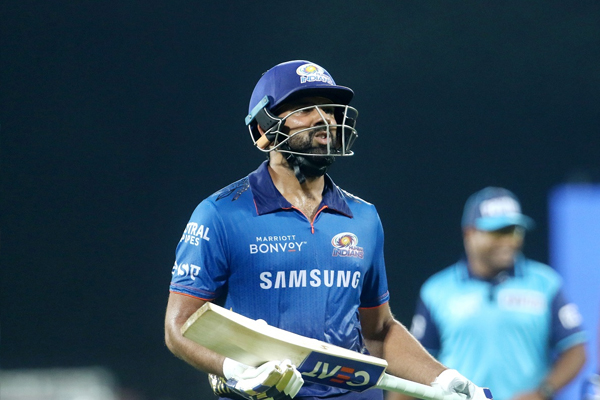Rohit said after the loss to Punjab: Dew changed the match - Cricket News in Hindi
