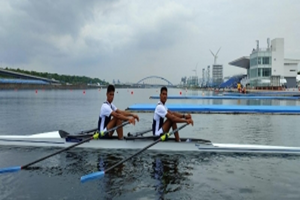 Rower Arjun Lal Jat and Arvind Singh - Sports News in Hindi