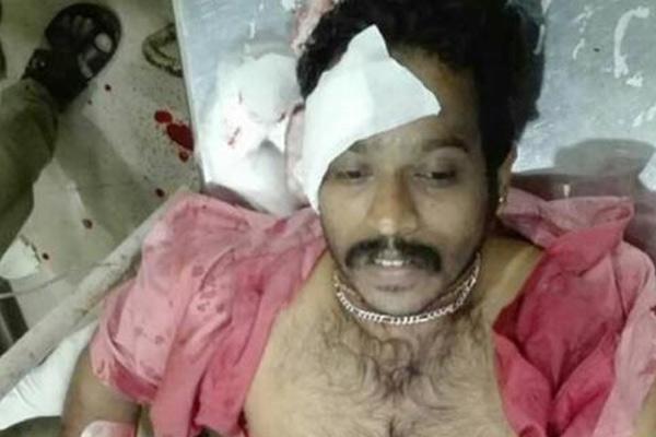 RSS activist hacked in Kannur, BJP puts blame on CPM - Kannur News in Hindi