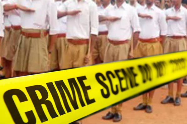 RSS worker, accused in CPM worker murder case,killed in kerala - India News in Hindi