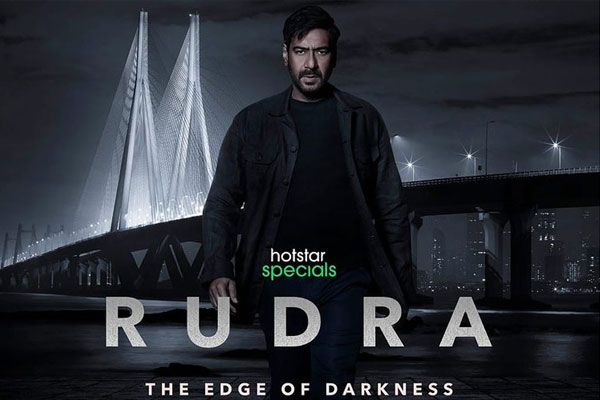 Ajay Devgn to make OTT debut with web series Rudra: The Edge Of Darkness - Bollywood News in Hindi