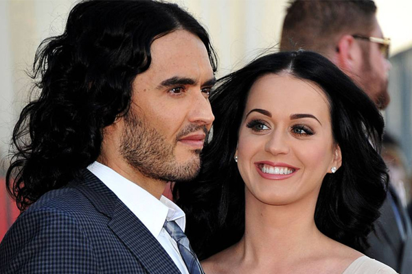 Russell Brand has nothing but positive feelings for ex-wife Katy Perry - Hollywood News in Hindi