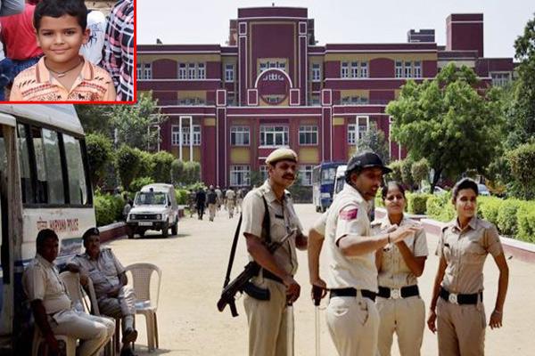 Ryan Student Murder: forensic team reach ryan international School, accused takes potency test - Gurugram News in Hindi