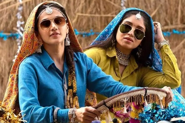 Taapsee recalls too many firsts associated with Saand Ki Aankh - Bollywood News in Hindi