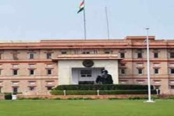 Establishment of State Emergency Operation Center - Jaipur News in Hindi