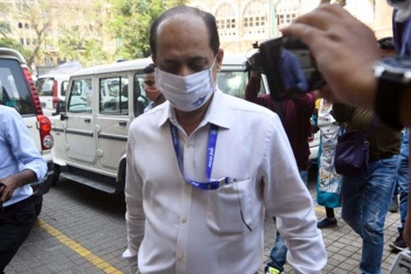 Anil Deshmukh case: CBI interrogates Waje again - Mumbai News in Hindi