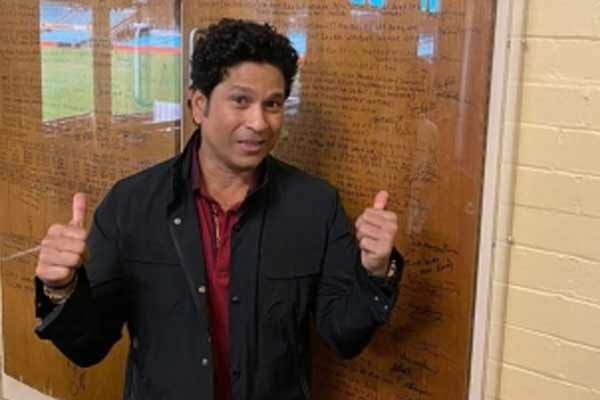 Sachin returned home from the hospital after beating Corona, expressing gratitude to the doctors - Cricket News in Hindi