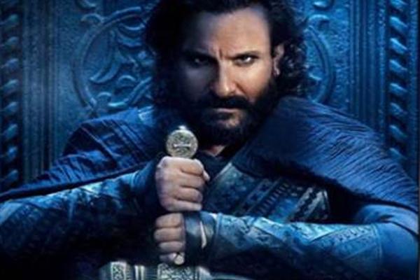 Ajay, Kajol share Saif Ali Khan warrior look in Tanhaji... - Bollywood News in Hindi