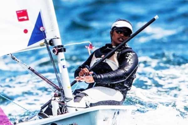 Sailing: Kumanan holds lead in Musana Open - Sports News in Hindi