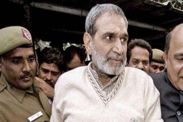 1984 anti-Sikh riots case : Sajjan Kumar sentenced to life imprisonment - Delhi News in Hindi