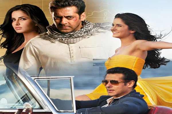 Salman Khan takes up horse riding for Tiger Zinda Hai - Bollywood News in Hindi
