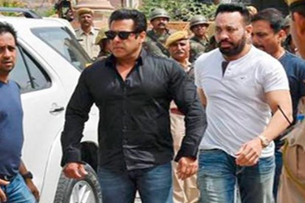 Blackbuck poaching case: Hearing of Salman Khan Rajasthan High Court today - Jodhpur News in Hindi
