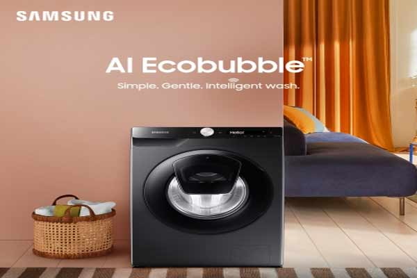 Samsung powers remote laundry care with connected washing machine - Gadgets News in Hindi
