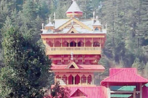 Sangchul Mahadev Temple in himachal pradesh - Kullu News in Hindi