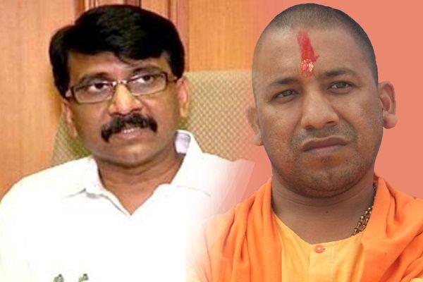 shiv sena adviced yogi adityanath steer clear of making controversial remark - Mumbai News in Hindi