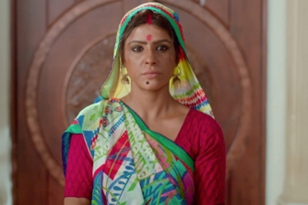 Sapna Thakur new look maid-to-order on Kyun Rishton Mein Katti Batti - Television News in Hindi