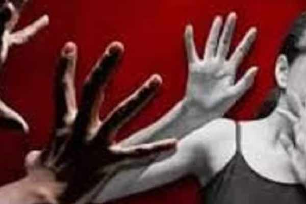 Sarerah student in Jaipur molested, protests attacked - Jaipur News in Hindi