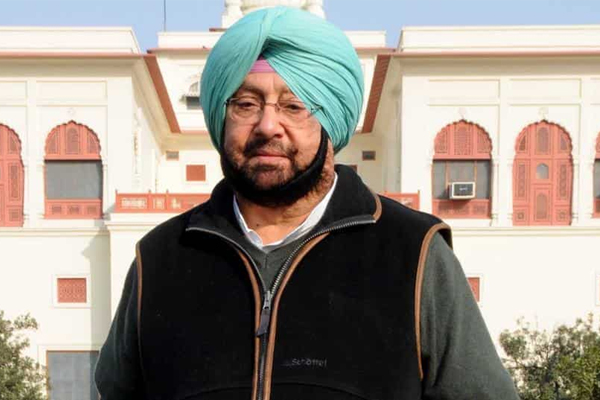 Chief Minister Capt Amarinder Singh administers oath to Panchs and Sarpanchs as post and depot - Patiala News in Hindi