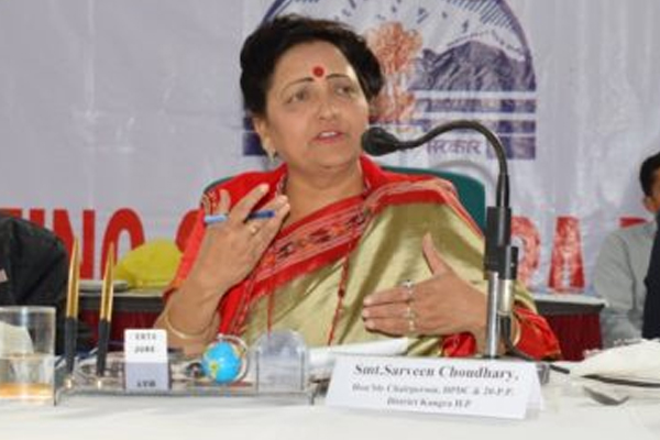 Free baby kits for newborn babies: Sarveen Chaudhary - Dharamshala News in Hindi