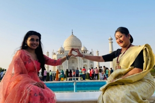 Sasural Simar Ka 2 cast shoots in Agra - Television News in Hindi