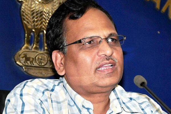CBI recovers property documents related to Satyendar Jain; AAP terms it political vendetta - Delhi News in Hindi