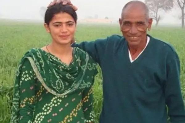 It is celebration time in Savita Punia native village in Rajasthan - Jaipur News in Hindi
