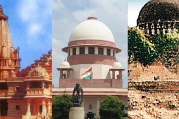 Ayodhya Case: CJI गोगाेई से मिले UP के मुख्य सचिव और DGP, अयोध्या पर फैसले से पहले सुरक्षा की समीक्षा