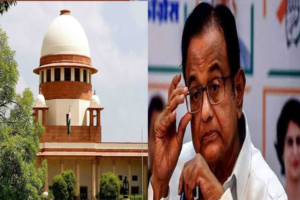 Ruling on former Finance Minister P. Chidambaram plea for regular bail on Wednesday - Delhi News in Hindi