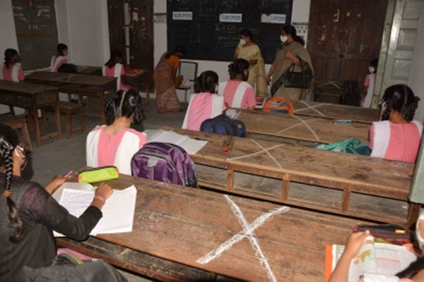 Gehlot government opposition to the decision to open schools in Rajasthan - Jaipur News in Hindi