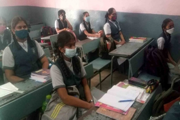 Schools will open for fourth, fifth grade in Haryana from September 1 - Chandigarh News in Hindi