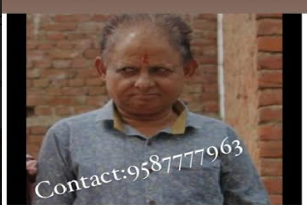 Search for 55 year old missing person in Jaipur - Jaipur News in Hindi