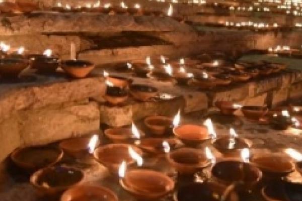 Security tightened before Deepotsav in Ayodhya - Faizabad News in Hindi