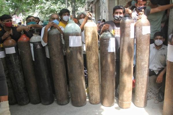 दिल्ली बेस अस्पताल में कम ऑक्सीजन का आवंटन, आर्मी ने सरकार से की शिकायत