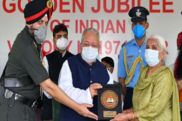 Indian Army has the ability to sour the teeth of the most powerful enemy - Governor - Jaipur News in Hindi