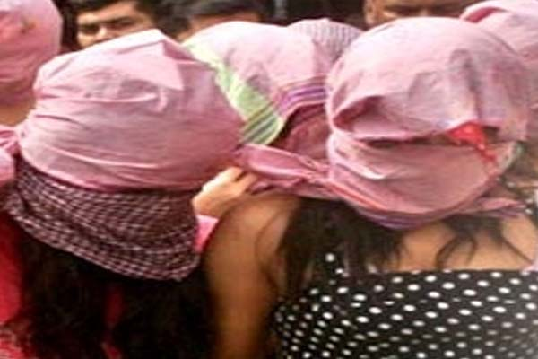 Sex racket reveals many arrests in ludhiana - Ludhiana News in Hindi