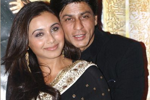 Rani Mukerji: Working with SRK has been one of my favourite things - Bollywood News in Hindi