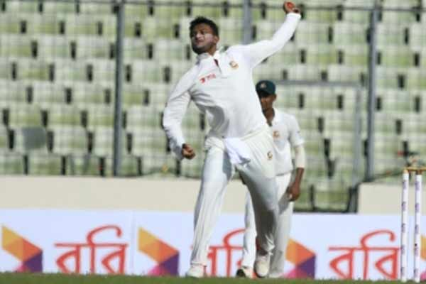 Shakib withdrew from the Test series against Sri Lanka - Cricket News in Hindi