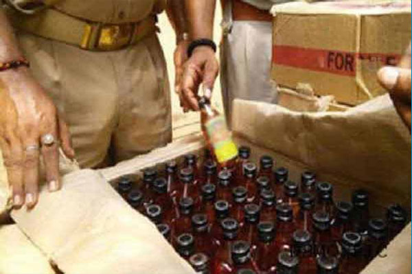 Excise department took effective action against illegal liquor business, - Jaipur News in Hindi