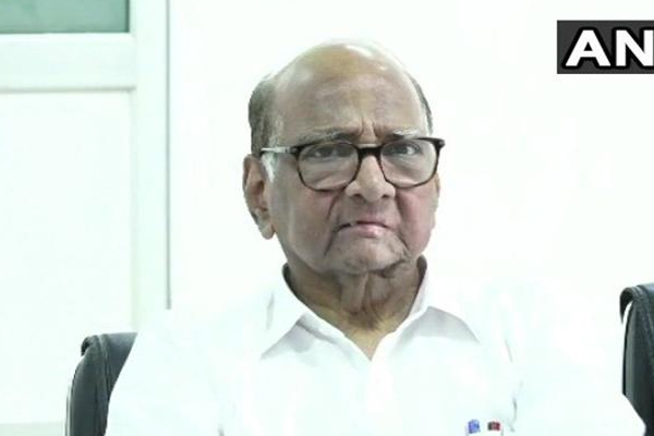 2019 Polls : Congress and NCP will contest Lok Sabha elections together, says Sharad Pawar - India News in Hindi