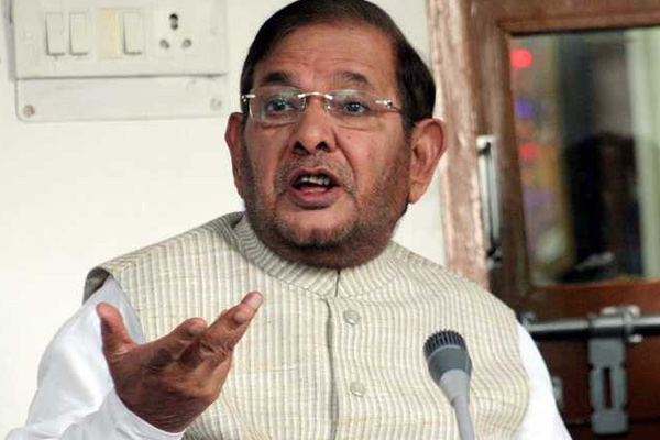 JDU hints at action against Sharad Yadav if he attends Lalu rally - Patna News in Hindi