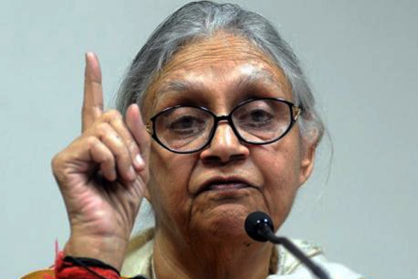 Congress Leader Sheela Dixit says Time for returning to congress party - Delhi News in Hindi