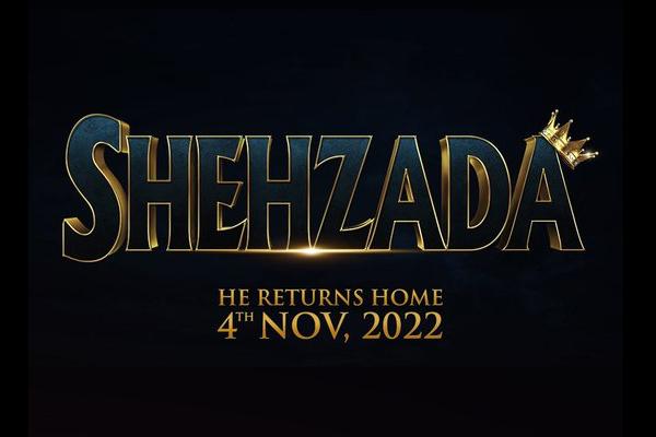 Kartik Aaryan, Kriti Sanon-starrer Shehzada to release on Nov 4, 2022 - Bollywood News in Hindi