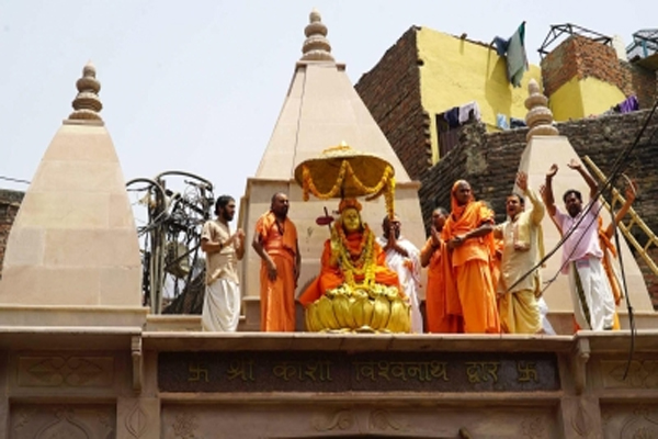 No entry to Kashi Vishwanath sanctum sanctorum on Shivratri - Varanasi News in Hindi
