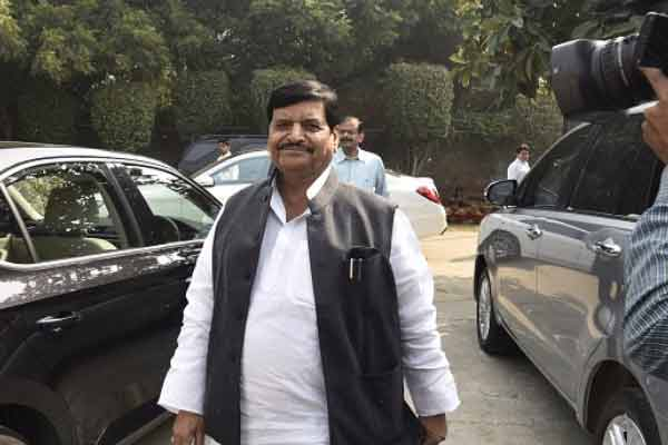 Shivpal Yadav again meets CM Yogi - Lucknow News in Hindi