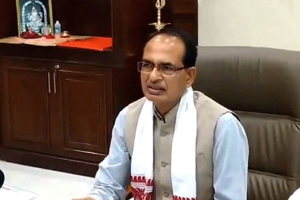 Cabinet expansion in MP on Thursday: Shivraj - Bhopal News in Hindi