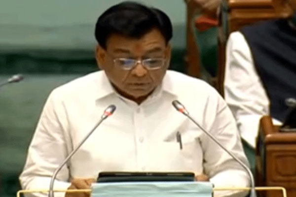 Budget of 2 lakh 41 thousand crores presented in Madhya Pradesh, no new tax - Bhopal News in Hindi